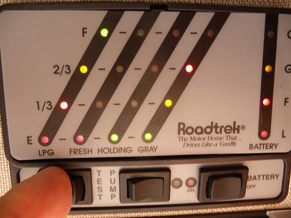 2010 Sprinter Roadtrek  144