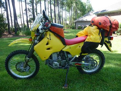 TAT: DRZ400 or DR650 ? | Adventure Rider
