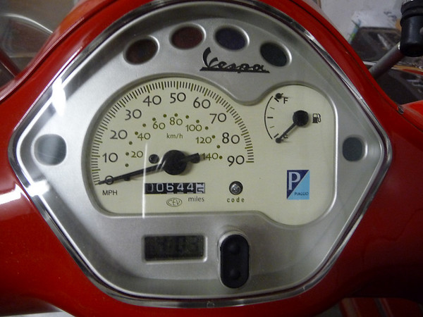 VESPA LX 150    lost power?? | Adventure Rider